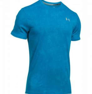 Футболка муж. Under Armour Threadborne Streaker SS ocean-blue