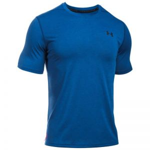 Футболка муж. Under Armour UA Threadborne 3C twist SS blue