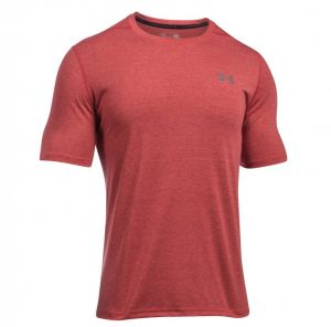 Футболка муж. Under Armour UA Threadborne 3C twist SS red