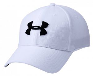 Кепка Under Armour mens Blitzing 3.0 cap white