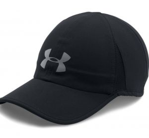 Кепка Under Armour mens shadow cap 4.0 black