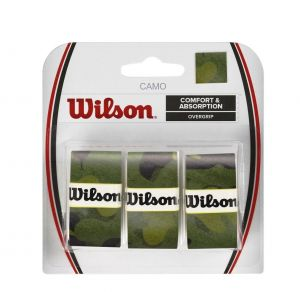 Намотка Wilson Camo overgrip green 3pack