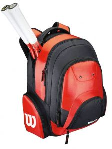 Рюкзак Wilson Equipment II backpack red/black