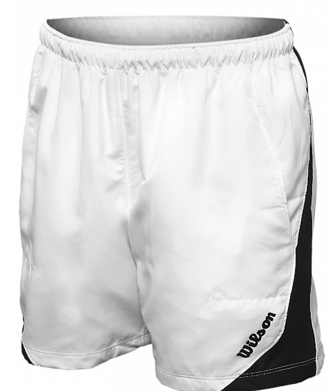 Шорты дет. Wilson Fenom Short white/black