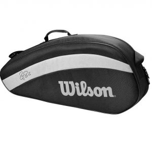 Чехол Wilson Rf team 3 pack bk 2020 year