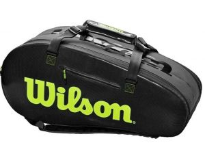 Чехол Wilson SUPER TOUR 2 COMP LARGE GREEN
