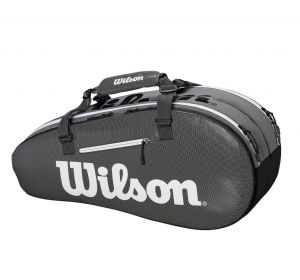 Чехол Wilson Super tour 2 comp small bkgy