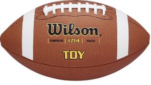 Мяч для американского футбола Wilson TDY Composite Youth Football SS14