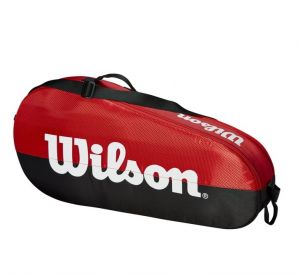 Чехол Wilson Team 1 comp small black/red