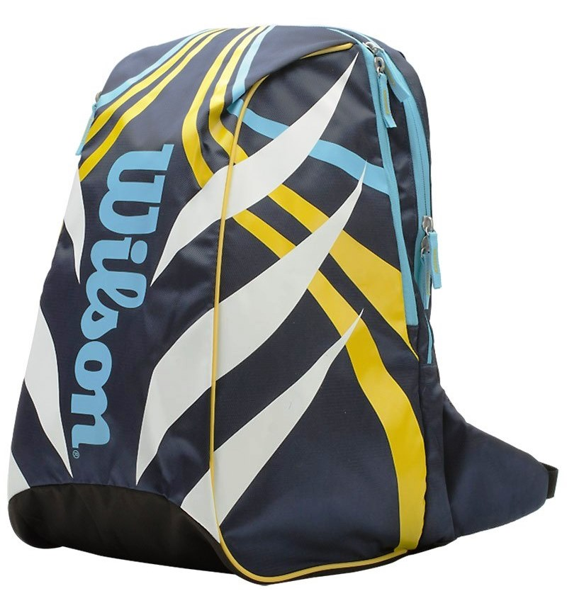 Рюкзак Wilson Topspin backpack large blue