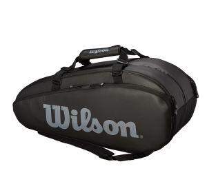 Чехол Wilson Tour 2 comp black/gy large