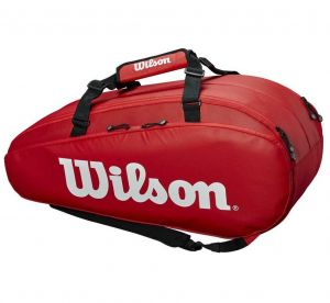 Чехол Wilson Tour 2 comp red large