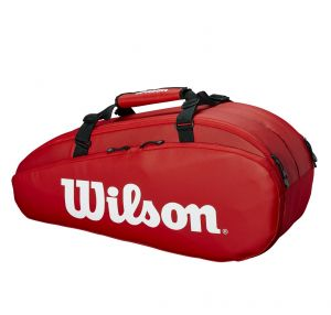 Чехол Wilson Tour 2 comp red small