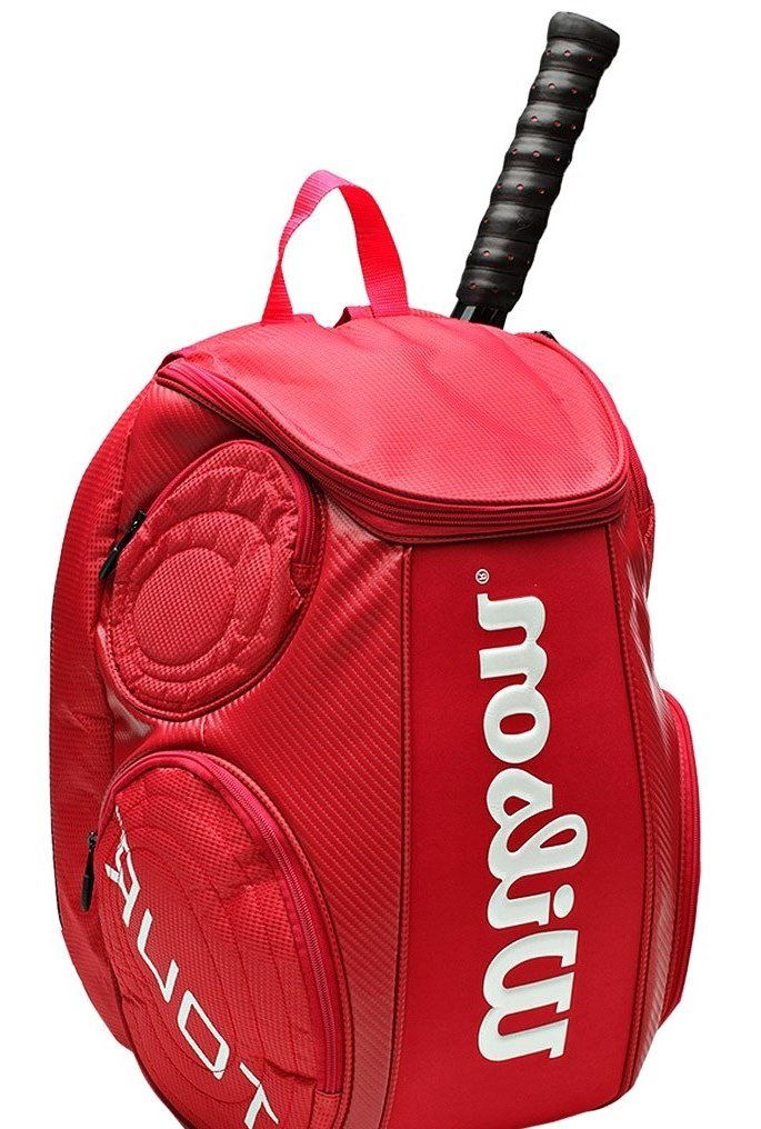 wilson molded backpack