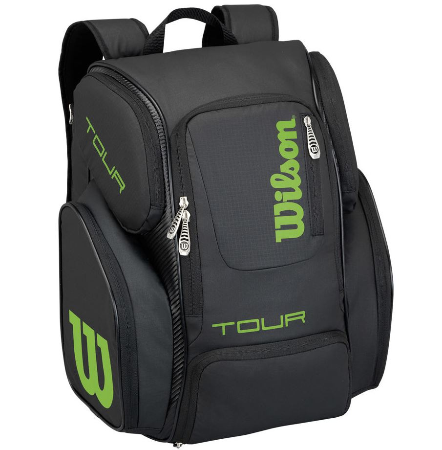 Рюкзак Wilson Tour V 15 backpack large black/li