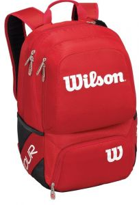 Рюкзак Wilson Tour V backpack medium red 2016