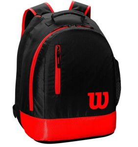 Рюкзак Wilson Youth backpack black/red