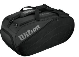 Чехол Wilson club duffle small bag black