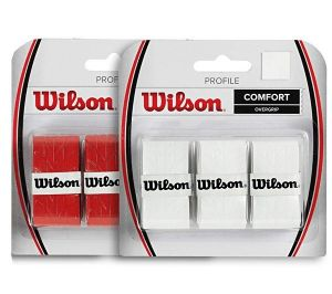 Намотка Wilson profile overgrip white 3pack