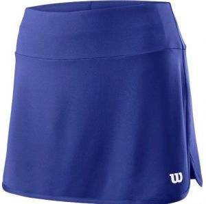 Юбка жен. Wilson team 12.5 skirt dark-blue