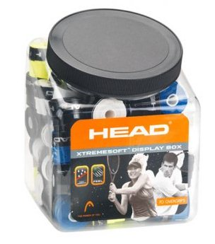 Теннисные намотки Head XtremeSoft Display Box (w/ 70 grips)