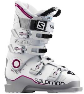 Ботинки Salomon X MAX 70 W GREY/WHITE/PINK