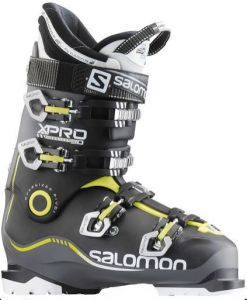 Ботинки Salomon X PRO 90 ANTHRACITE/BLACK/ACIDE GREEN