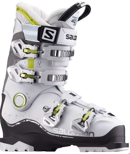 Ботинки Salomon X PRO 80 W White/Anthra/GY