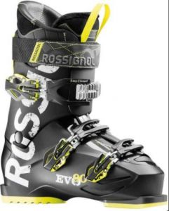 Ботинки Rossignol EVO 90 - BLACK YELLOW